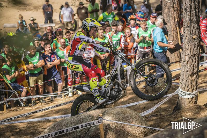 TRIAL GP – USA Dames